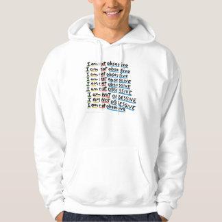 OCDのフード付きスウェットシャツ パーカ