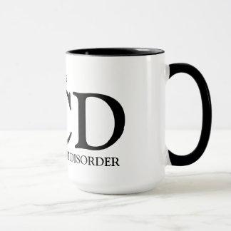 OCDのマグ マグカップ