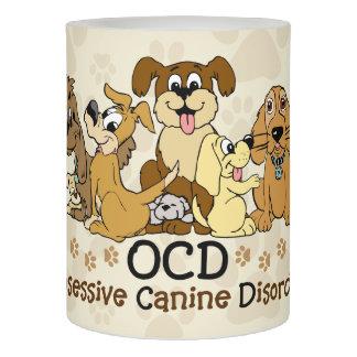 OCDの執拗な犬の無秩序 LEDキャンドル