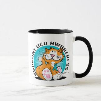 OCD猫 マグカップ