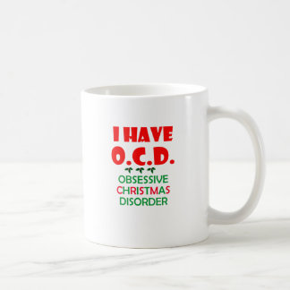 ocd コーヒーマグカップ