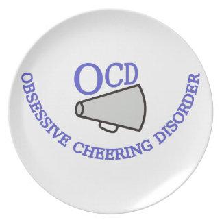 OCD プレート