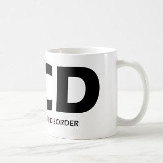 OCD -執拗なコリーの無秩序 コーヒーマグカップ
