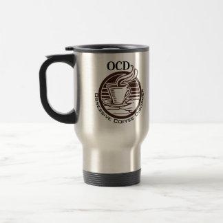 OCD: 執拗なコーヒー無秩序 トラベルマグ