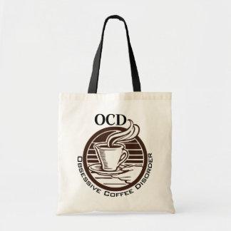 OCD: 執拗なコーヒー無秩序 トートバッグ