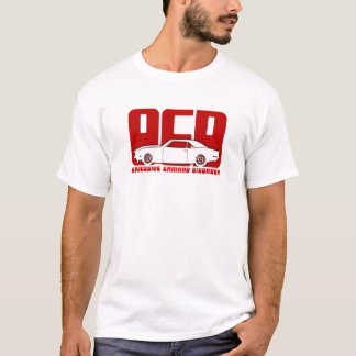 OCD - Camaroの執拗な無秩序 Tシャツ