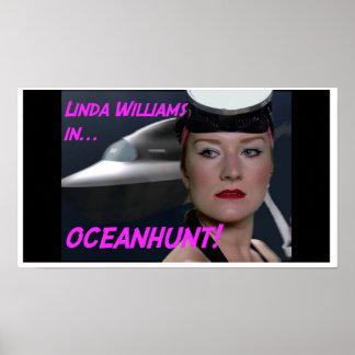 Oceanhuntポスター ポスター