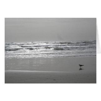 Oceanviewの挨拶状 カード