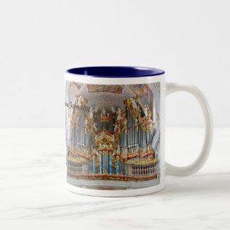Ochsenhausenの大修道院器官のマグ ツートーンマグカップ