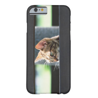 Ocicat 4 barely there iPhone 6 ケース