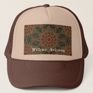 Ocotilloの曼荼羅の配列の帽子 キャップ