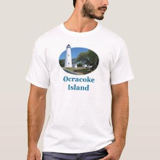 Ocracokeの島、ノースカロライナ Tシャツ