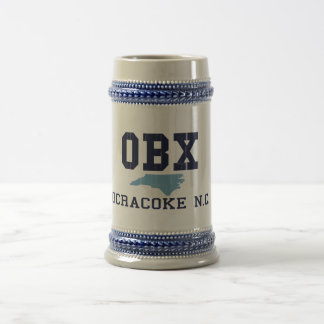 Ocracokeの島 ビールジョッキ