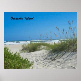 Ocracokeの島 ポスター