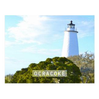 Ocracokeの島 ポストカード