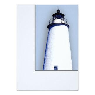 Ocracokeの灯台 カード