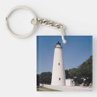 Ocracokeの灯台 キーホルダー