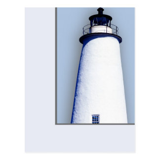 Ocracokeの灯台 ポストカード