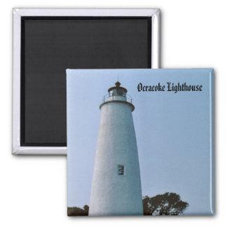 Ocracokeの灯台 マグネット