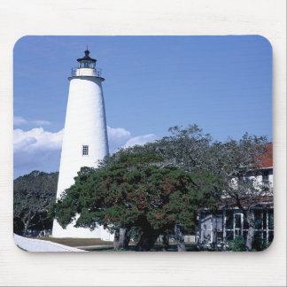 Ocracoke Lighth マウスパッド