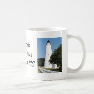 Ocracoke、NC コーヒーマグカップ