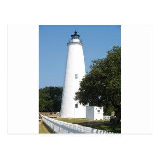 Ocracoke、NC ポストカード