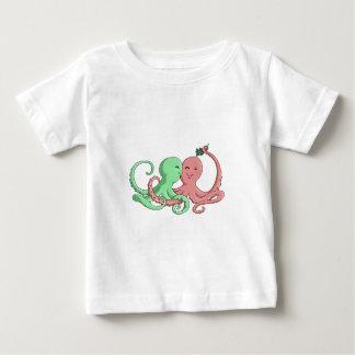 Octiのヤドリギ ベビーTシャツ