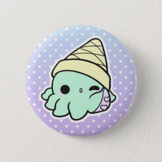 Octi-Cream Pin 缶バッジ