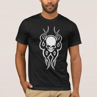 OctoのスカルB/W Tシャツ