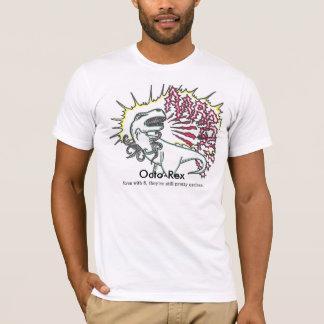 Octoレックス(ボーダレスな) Tシャツ