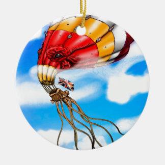 Octo気球 セラミックオーナメント
