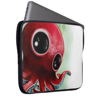 Octopus氏 ラップトップスリーブ