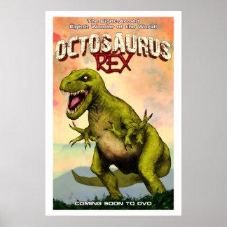 Octosaurusのレックス ポスター