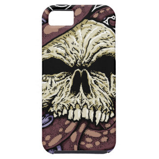 Octoskull iPhone SE/5/5s ケース
