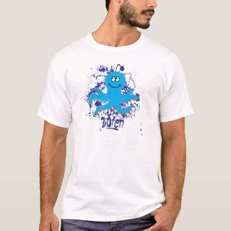 octupus tシャツ