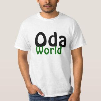 Odaの世界の基本的なTシャツ Tシャツ