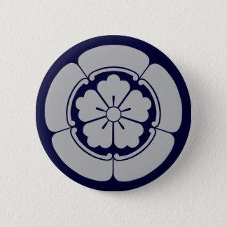 Oda Mokkou(LG) 5.7cm 丸型バッジ