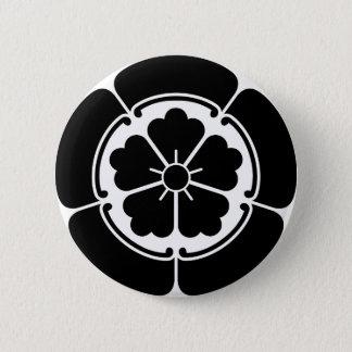 ODA-ONODERA 5.7CM 丸型バッジ