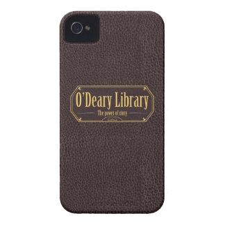 O'Dearyの図書館のiphone 4ケース Case-Mate iPhone 4 ケース