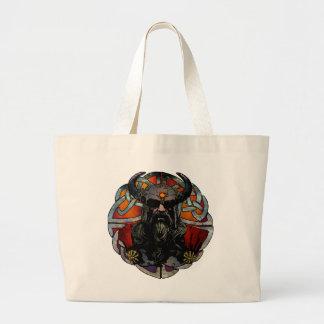 Odinのバッグ ラージトートバッグ