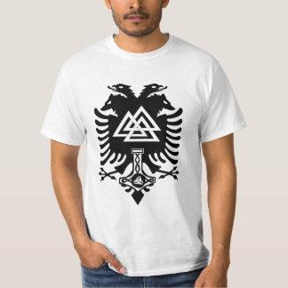 Odinのワイシャツの頂上 Tシャツ