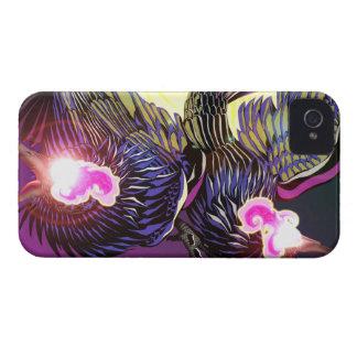 OdinのワタリガラスiPhone4/4Sの例 Case-Mate iPhone 4 ケース
