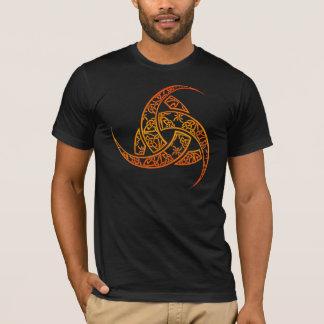Odinの角のワイシャツ Tシャツ