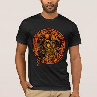 OdinのRunes、ワイシャツ生命の樹 Tシャツ