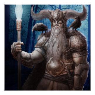 Odin ポスター