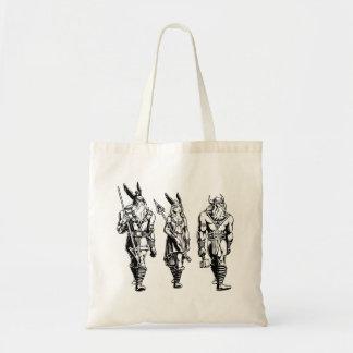 Odin、Freyja及びトール トートバッグ