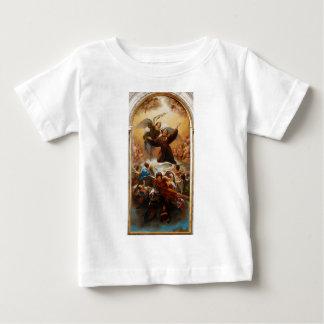 Odorico Politi著グロリアのSant'Antonio ベビーTシャツ