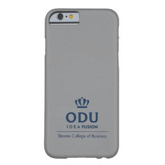 ODUによって積み重ねられるロゴ-青 BARELY THERE iPhone 6 ケース