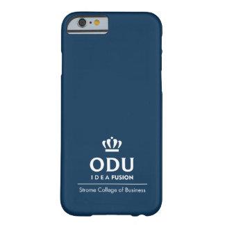ODUによって積み重ねられるロゴ BARELY THERE iPhone 6 ケース