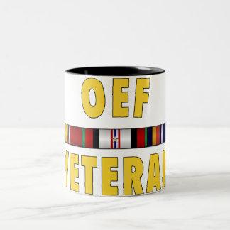 OEFの獣医のマグ ツートーンマグカップ